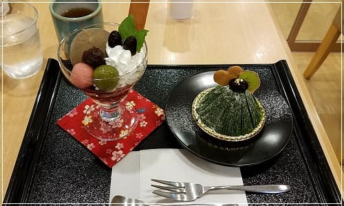 sweets & cafe 季の音の画像