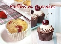 Muffins vs. Cupcakes の画像